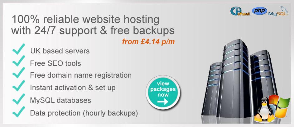web hosting belfast